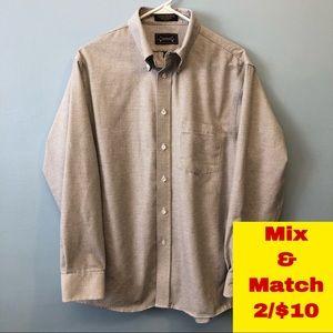 Arrow Button Down Shirt Size 32/33